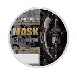 Флюорокарбон Akkoi Mask Shadow 30м 0,19мм 2.57 kg - фото 13305