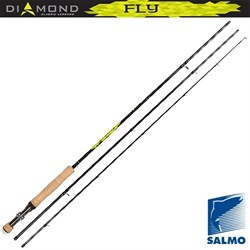 SALMO Diamond FLY кл.6/7 2.85 - фото 30406