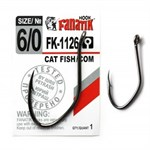 Крючки FANATIK FK-1126 CAT FISH/ СОМ №6/0