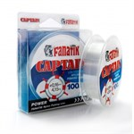 Леска Fanatik Captain Nylon 100 м. 0,16 мм