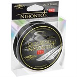 Шнур плетеный Mikado NIHONTO OCTA BRAID 0,18 black (150 м) - 16.40 кг., цвет «Черный»