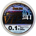 Монолеска SUNLINE POWERD AYU VIP PLUS 50m 0.058mm 0.39 kg