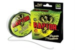 Шнур Power Phantom Raptor PE, 135м, зеленый fluo #0,8, 0,14мм, 9,5кг